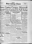 State College Times, April 21, 1933 by San Jose State University, School of Journalism and Mass Communications