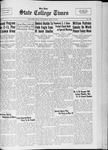 State College Times, May 11, 1933