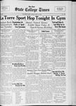 State College Times, May 12, 1933