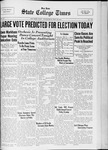State College Times, May 24, 1933