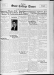 State College Times, June 8, 1933 by San Jose State University, School of Journalism and Mass Communications