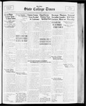 State College Times, October 17, 1933 by San Jose State University, School of Journalism and Mass Communications
