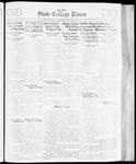 State College Times, November 3, 1933 by San Jose State University, School of Journalism and Mass Communications