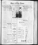 State College Times, December 8, 1933 by San Jose State University, School of Journalism and Mass Communications