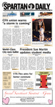 Spartan Daily, February 2, 2016 by San Jose State University, School of Journalism and Mass Communications