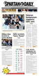 Spartan Daily, March 2, 2016 by San Jose State University, School of Journalism and Mass Communications