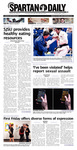Spartan Daily, April 5, 2016 by San Jose State University, School of Journalism and Mass Communications