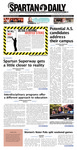 Spartan Daily, April 12, 2016 by San Jose State University, School of Journalism and Mass Communications