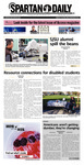 Spartan Daily, April 14, 2016 by San Jose State University, School of Journalism and Mass Communications