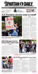 Spartan Daily, April 21, 2016 by San Jose State University, School of Journalism and Mass Communications