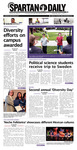 Spartan Daily, April 27, 2016 by San Jose State University, School of Journalism and Mass Communications