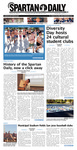 Spartan Daily, May 3, 2016 by San Jose State University, School of Journalism and Mass Communications