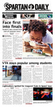 Spartan Daily, May 4, 2016 by San Jose State University, School of Journalism and Mass Communications