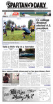 Spartan Daily, May 5, 2016 by San Jose State University, School of Journalism and Mass Communications