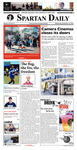 Spartan Daily, September 14, 2016 by San Jose State University, School of Journalism and Mass Communications