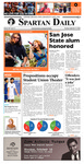 Spartan Daily, September 27, 2016 by San Jose State University, School of Journalism and Mass Communications