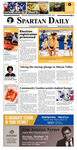 Spartan Daily, October 5, 2016 by San Jose State University, School of Journalism and Mass Communications