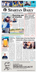 Spartan Daily, October 13, 2016 by San Jose State University, School of Journalism and Mass Communications