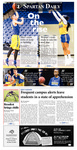 Spartan Daily, November 1, 2016 by San Jose State University, School of Journalism and Mass Communications