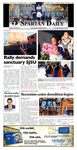 Spartan Daily, November 17, 2016 by San Jose State University, School of Journalism and Mass Communications
