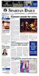 Spartan Daily, November 30, 2016
