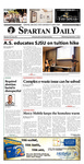 Spartan Daily, December 7, 2016 by San Jose State University, School of Journalism and Mass Communications