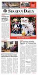 Spartan Daily, January 31, 2017
