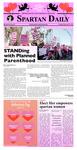 Spartan Daily, February 14, 2017