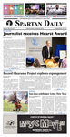 Spartan Daily, March 14, 2017 by San Jose State University, School of Journalism and Mass Communications