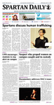 Spartan Daily, April 12, 2017 by San Jose State University, School of Journalism and Mass Communications
