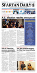 Spartan Daily, April 18, 2017 by San Jose State University, School of Journalism and Mass Communications