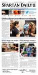 Spartan Daily, August 30, 2017