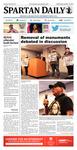 Spartan Daily, October 18, 2017