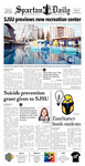 Spartan Daily, April 17, 2019 by San Jose State University, School of Journalism and Mass Communications
