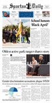 Spartan Daily, May 1, 2019 by San Jose State University, School of Journalism and Mass Communications