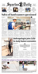 Spartan Daily, May 8, 2019 by San Jose State University, School of Journalism and Mass Communications