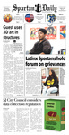 Spartan Daily, September 18, 2019 by San Jose State University, School of Journalism and Mass Communications