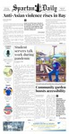 Spartan Daily, February 24, 2021 by San Jose State University, School of Journalism and Mass Communications