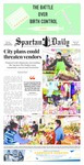 Spartan Daily, April 8, 2021 by San Jose State University, School of Journalism and Mass Communications