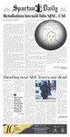 Spartan Daily, April 27, 2021 by San Jose State University, School of Journalism and Mass Communications