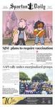Spartan Daily, April 28, 2021
