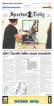 Spartan Daily, September 15, 2021 by San Jose State University, School of Journalism and Mass Communications