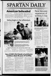 Spartan Daily, May 12, 2004 by San Jose State University, School of Journalism and Mass Communications