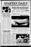 Spartan Daily, May 13, 2004 by San Jose State University, School of Journalism and Mass Communications