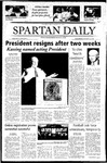 Spartan Daily, August 25, 2004 by San Jose State University, School of Journalism and Mass Communications