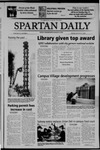 Spartan Daily, August 27, 2004 by San Jose State University, School of Journalism and Mass Communications