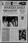 Spartan Daily, August 31, 2004 by San Jose State University, School of Journalism and Mass Communications