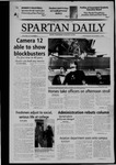 Spartan Daily, September 1, 2004 by San Jose State University, School of Journalism and Mass Communications