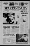 Spartan Daily, September 2, 2004 by San Jose State University, School of Journalism and Mass Communications