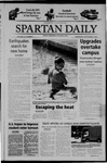 Spartan Daily, September 8, 2004 by San Jose State University, School of Journalism and Mass Communications